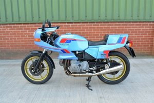 1982 Ducati Pantah For Sale by Auction