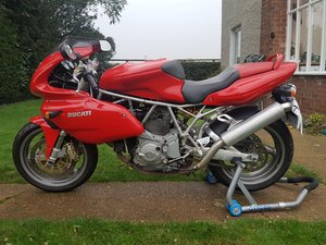 2005 Ducati 1000SSIE