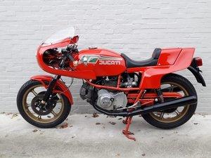 1993 PANTAH 600 SL