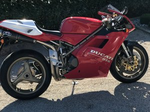 Picture of 1996 Ducati 916 SP3