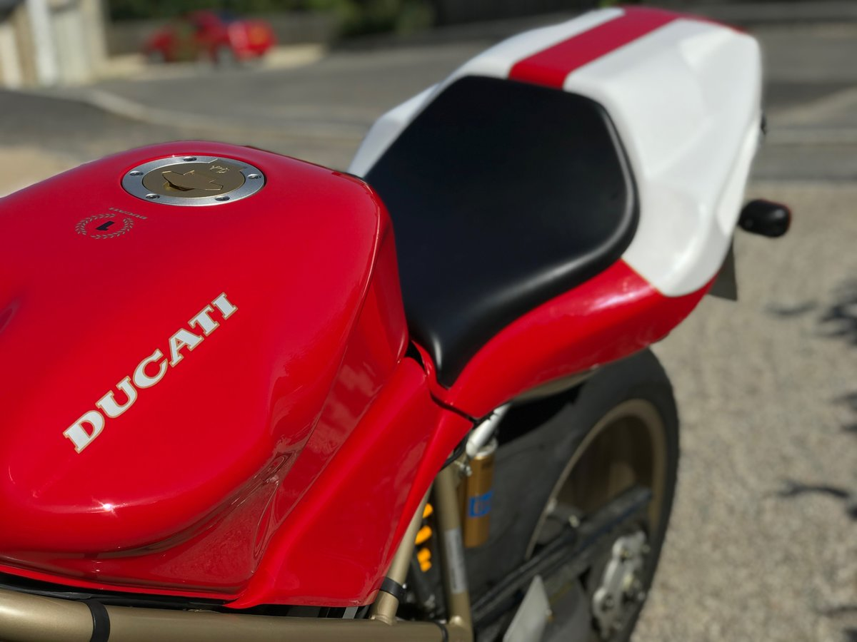 1996 Ducati 916 SP3 For Sale (picture 4 of 6)