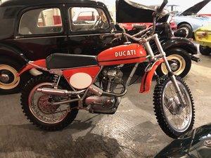 1971 Ducati 450