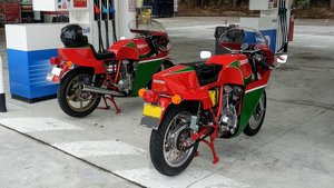 1979 Ducati First Edition MHR - Good, Better, Best