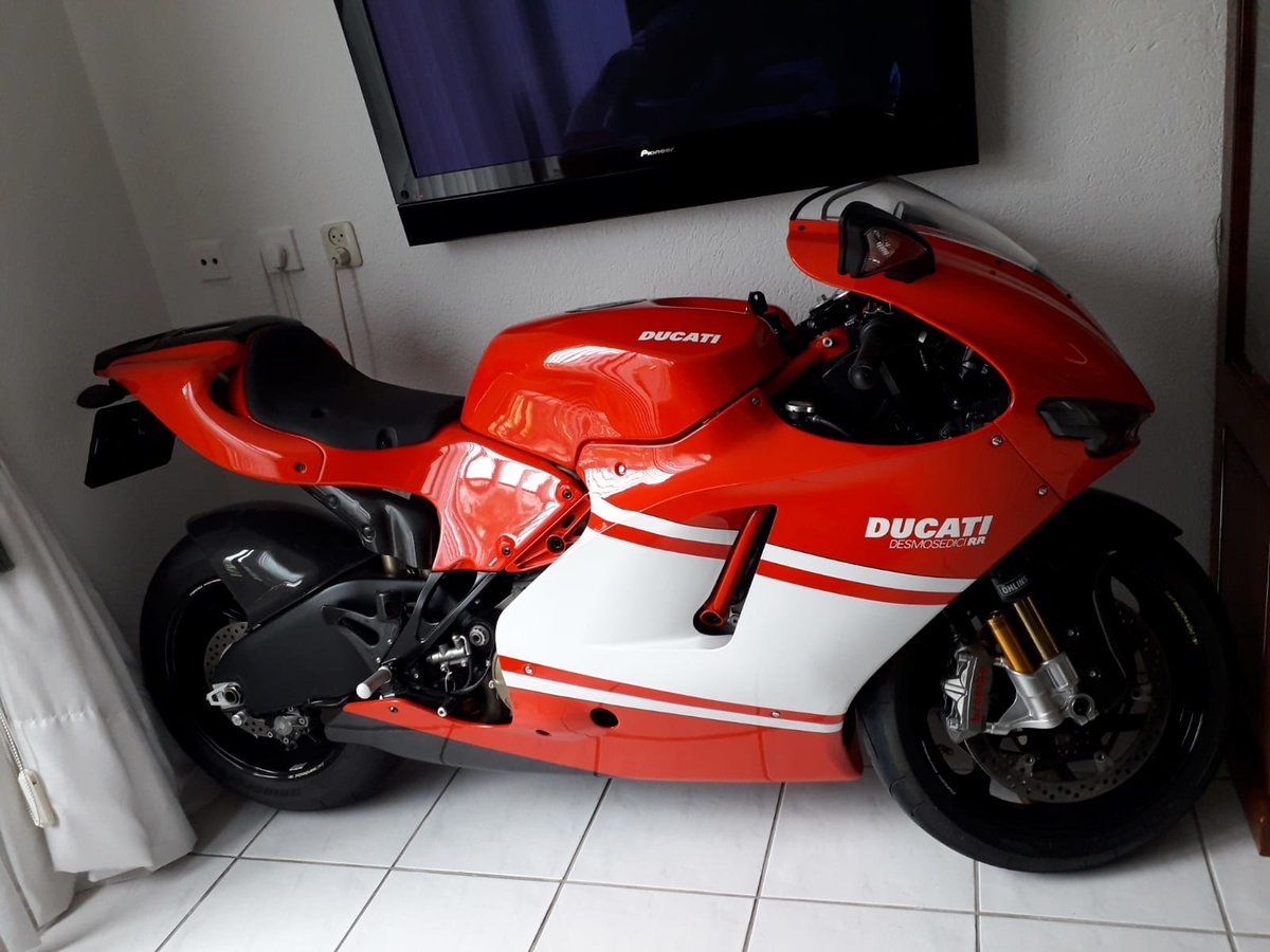 2008 Ducati D16 RR SOLD (picture 1 of 2)
