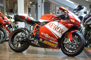 2006 Ducati 999R XEROX - Extremely rare, limited edition