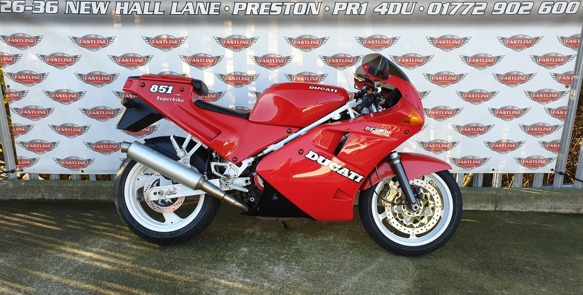 1992 Ducati 851 Sports Classic For Sale (picture 1 of 6)