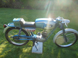 Ducati sport 48 1966 rare sports moped
