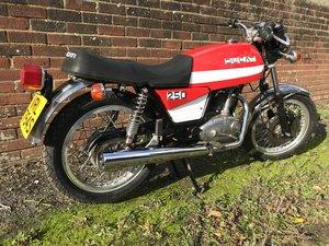1978 Ducati 250 Strada