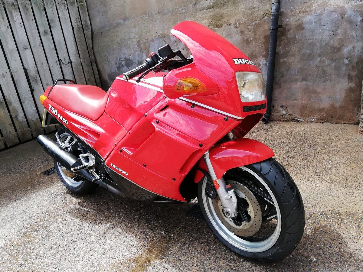 1990 Ducati 750 Paso For Sale (picture 2 of 6)