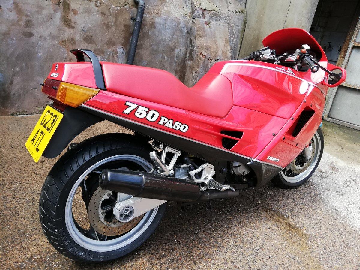 1990 Ducati 750 Paso For Sale (picture 3 of 6)