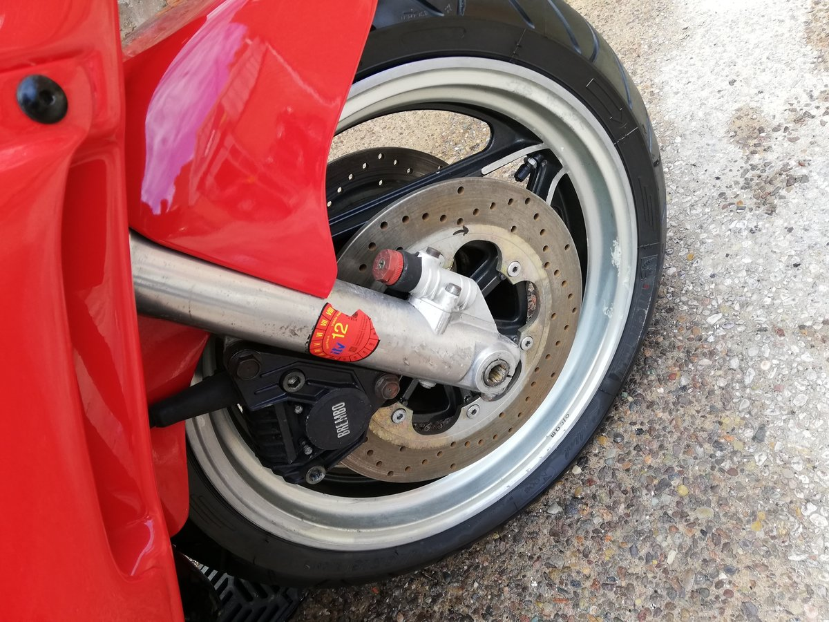1990 Ducati 750 Paso For Sale (picture 4 of 6)