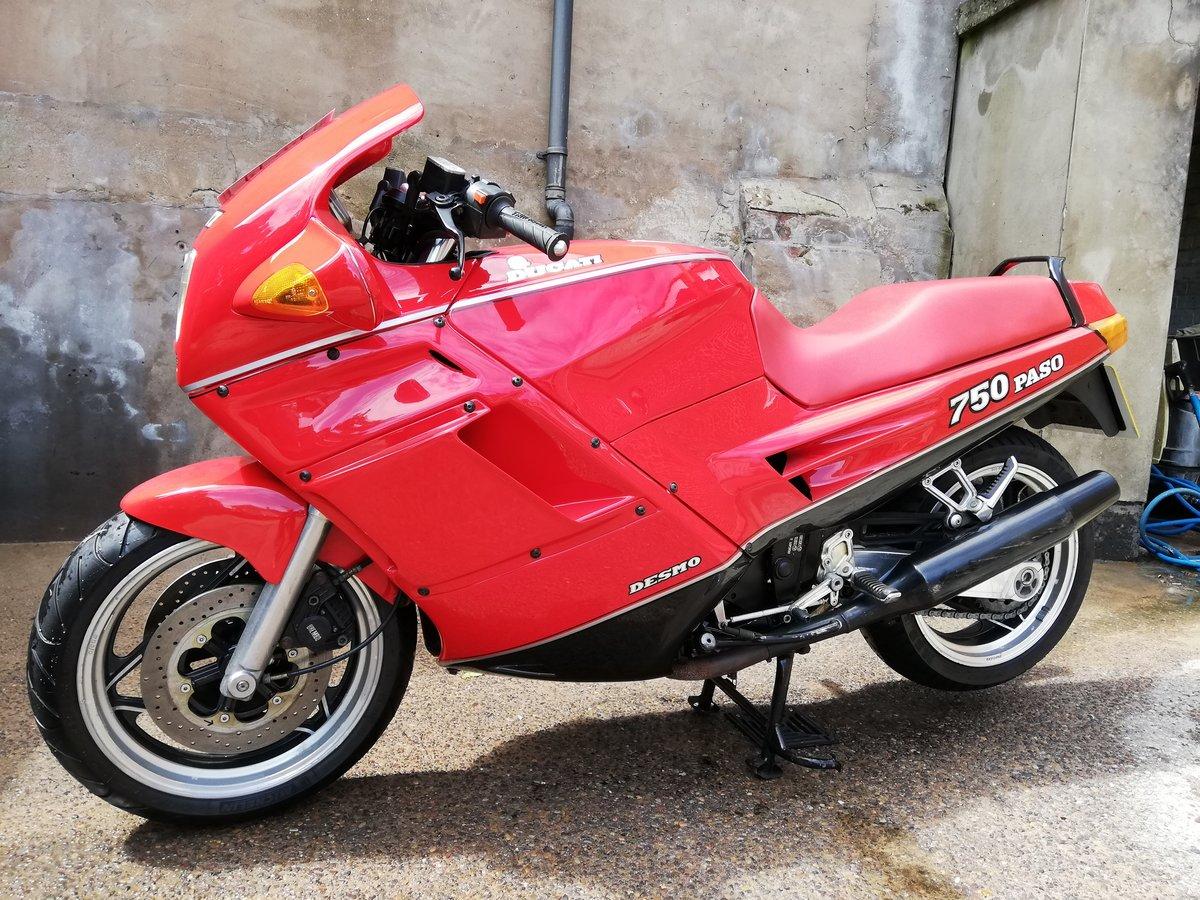 1990 Ducati 750 Paso For Sale (picture 6 of 6)
