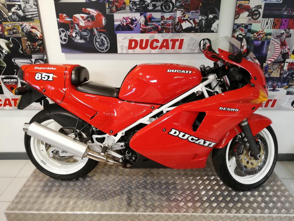 1989 Ducati 851 Strada For Sale (picture 1 of 6)
