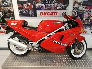 1989 Ducati 851 Strada