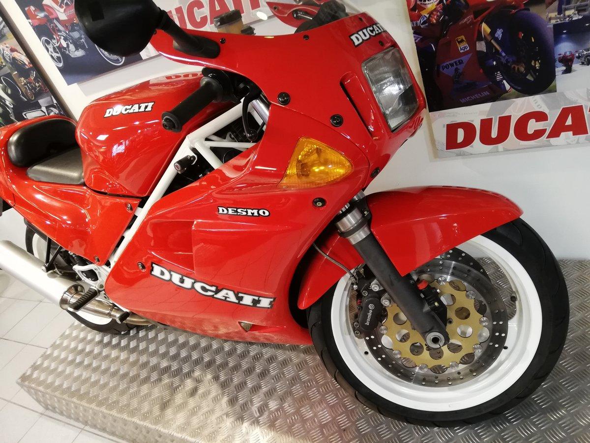 1989 Ducati 851 Strada For Sale (picture 2 of 6)