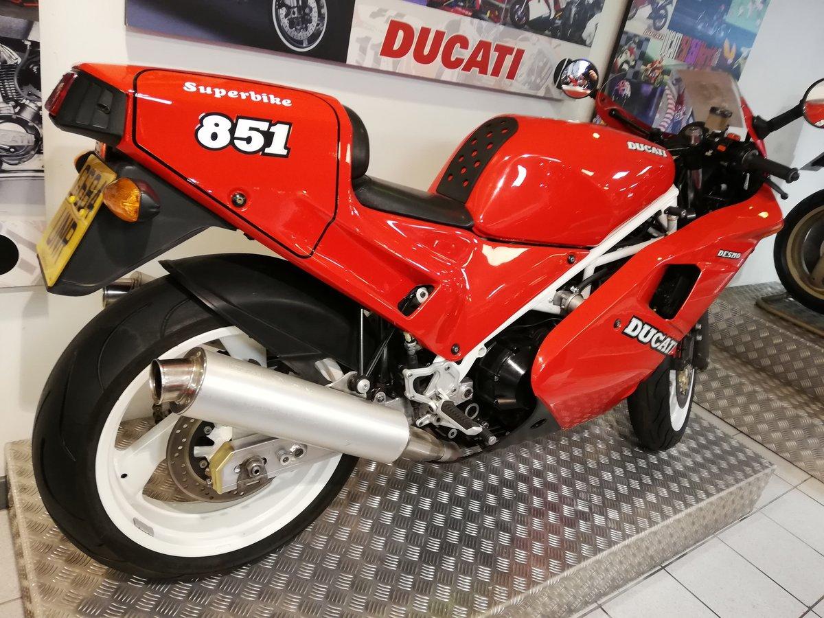 1989 Ducati 851 Strada For Sale (picture 3 of 6)