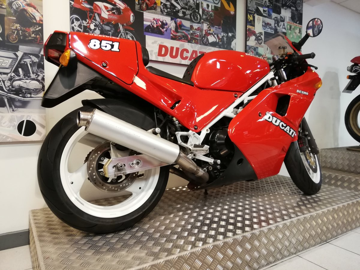 1989 Ducati 851 Strada For Sale (picture 6 of 6)