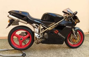 916 Senna limited edition, no. 199 of 300 built