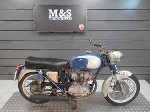 1963 Ducati TS125