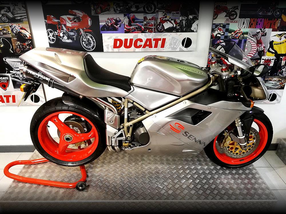 1998 Ducati 916 Senna II For Sale (picture 1 of 6)