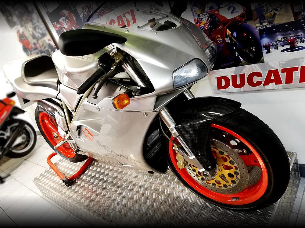 1998 Ducati 916 Senna II For Sale (picture 2 of 6)