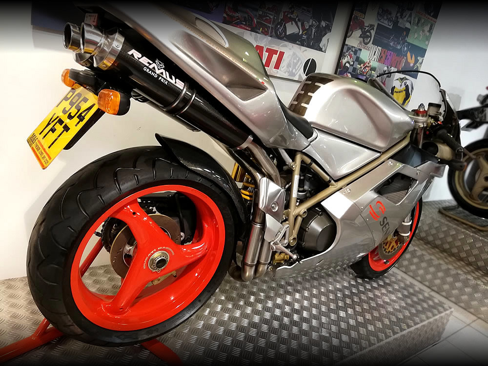 1998 Ducati 916 Senna II For Sale (picture 3 of 6)