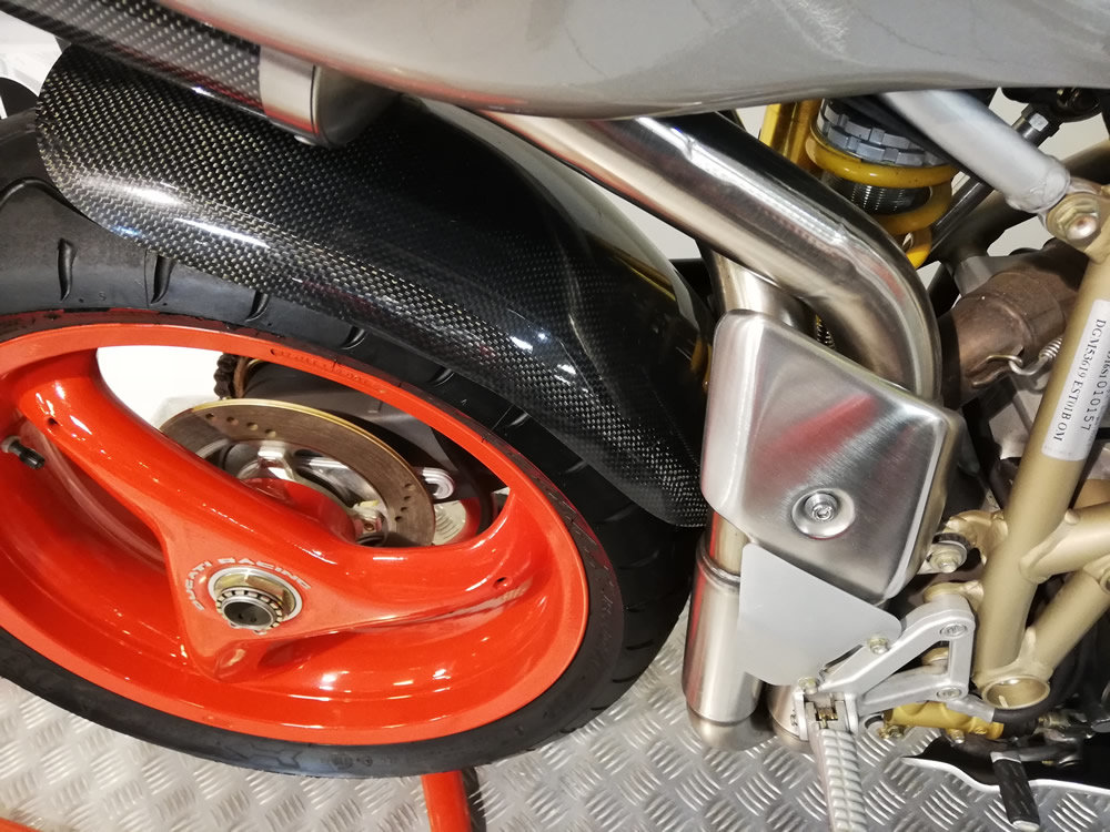 1998 Ducati 916 Senna II For Sale (picture 4 of 6)