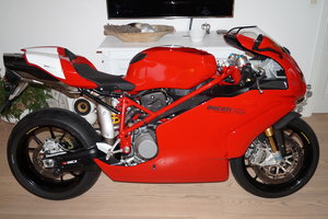 Ducati 749R MY2004 from private collection no 0522 For Sale