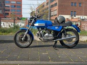 1975 Ducati 860 GTS restored  - Kickstarter