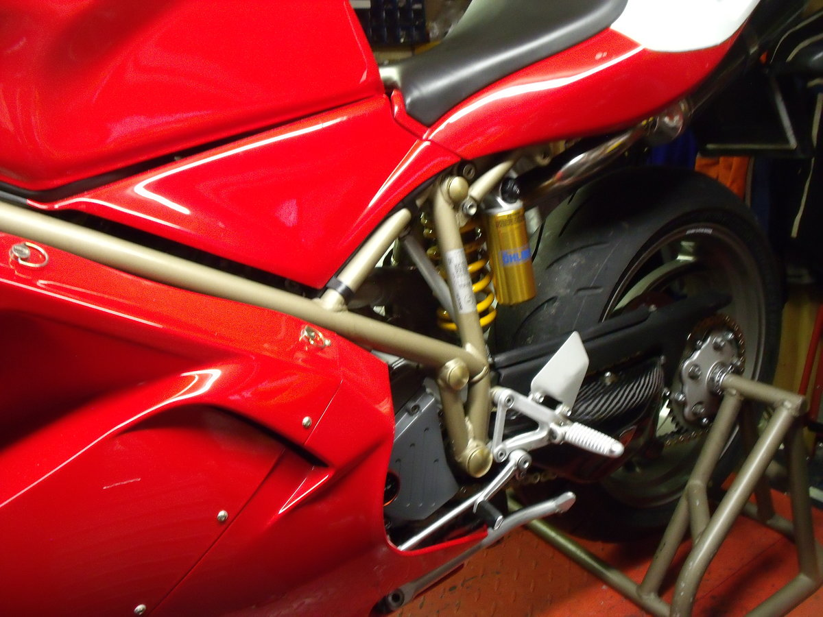 1999 DUCATI 996 SOLD (picture 4 of 6)