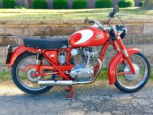 1980 1957 Ducati 175 TS For Sale
