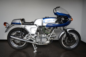 1979 Ducati converted 900 SSD to the 900 SS