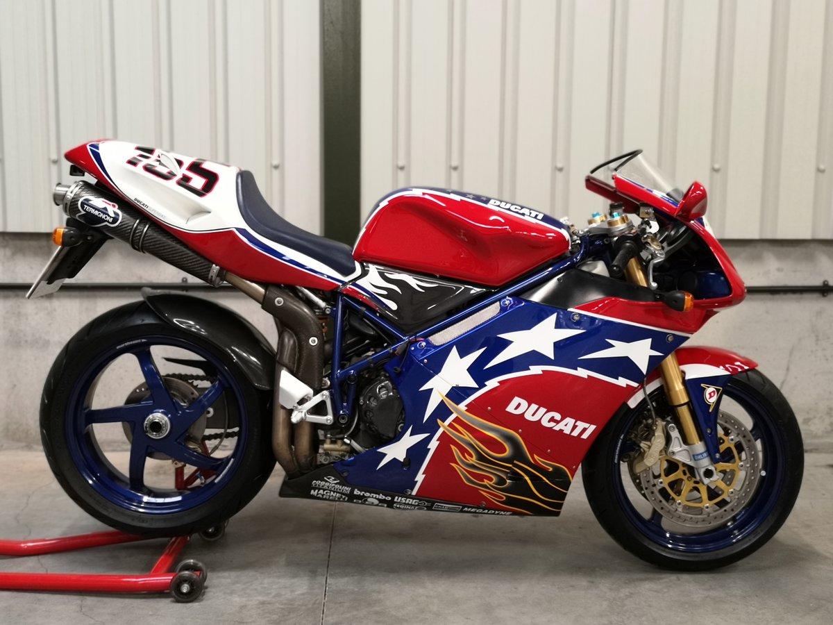 2004 Ducati 998S Ben Bostrom  SOLD (picture 1 of 6)