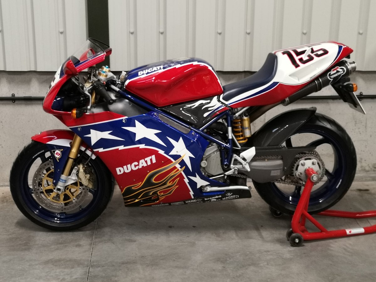 2004 Ducati 998S Ben Bostrom  SOLD (picture 2 of 6)