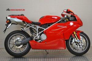 2005 Ducati 999 S, 998 cc, 136 hp For Sale