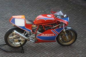1987 Ducati F1 TT1 TT2 Tony Rutter