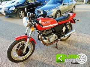 1977  DUCATI 500 SPORT DESMO Km 210000 ISCRITTA ASI, CONSERV