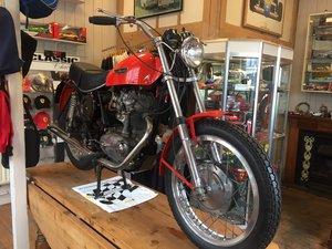 1975 DUCATI 350 SCRAMBLER - RESTORED For Sale