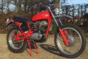 1970 DUCATI  350  TT   off road/scrambler /cross