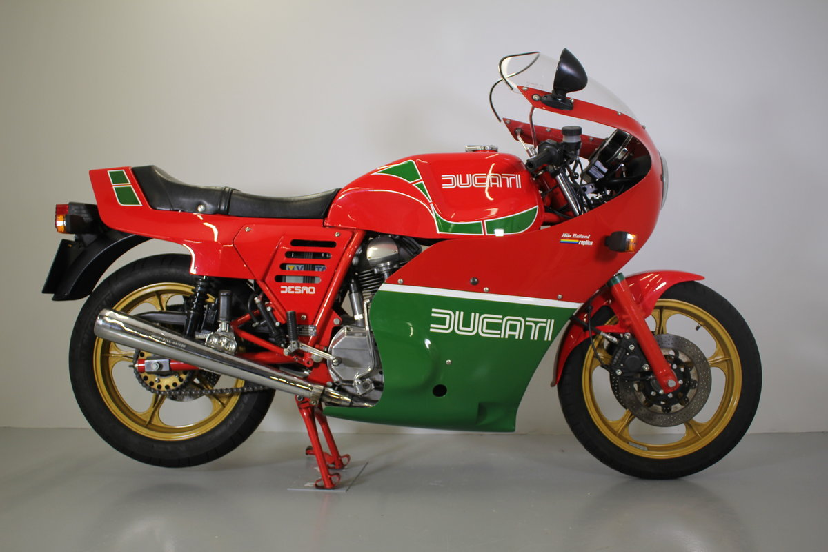 1988 Excellent condition MHR at a bargain price. For Sale (picture 1 of 1)