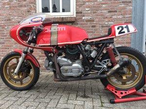 1979 Ducati endurance racer
