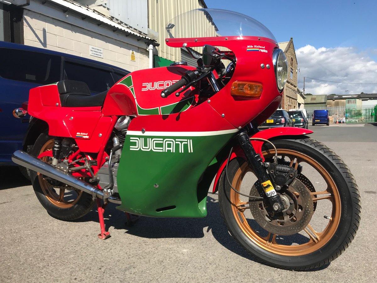 1982 Ducati MHR900 MKIII For Sale (picture 2 of 6)