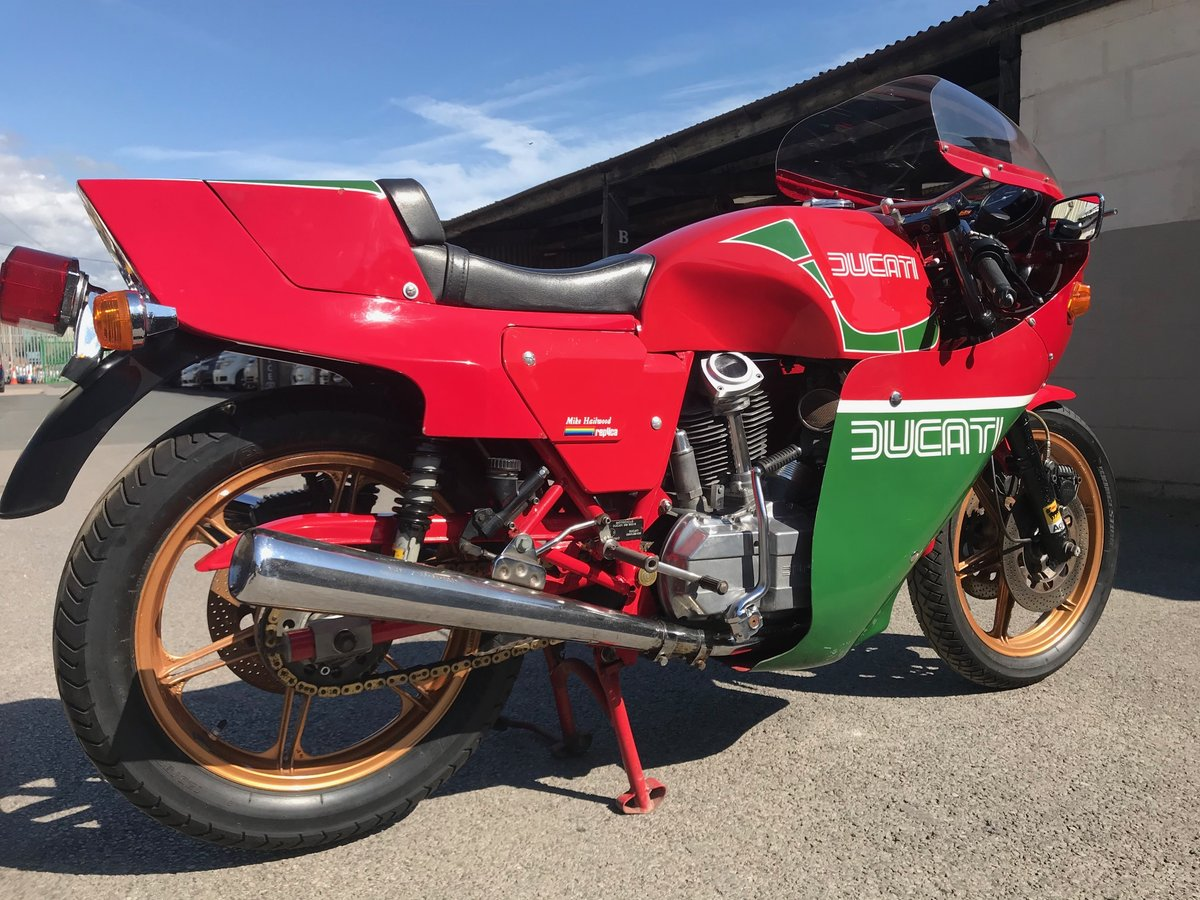 1982 Ducati MHR900 MKIII For Sale (picture 3 of 6)