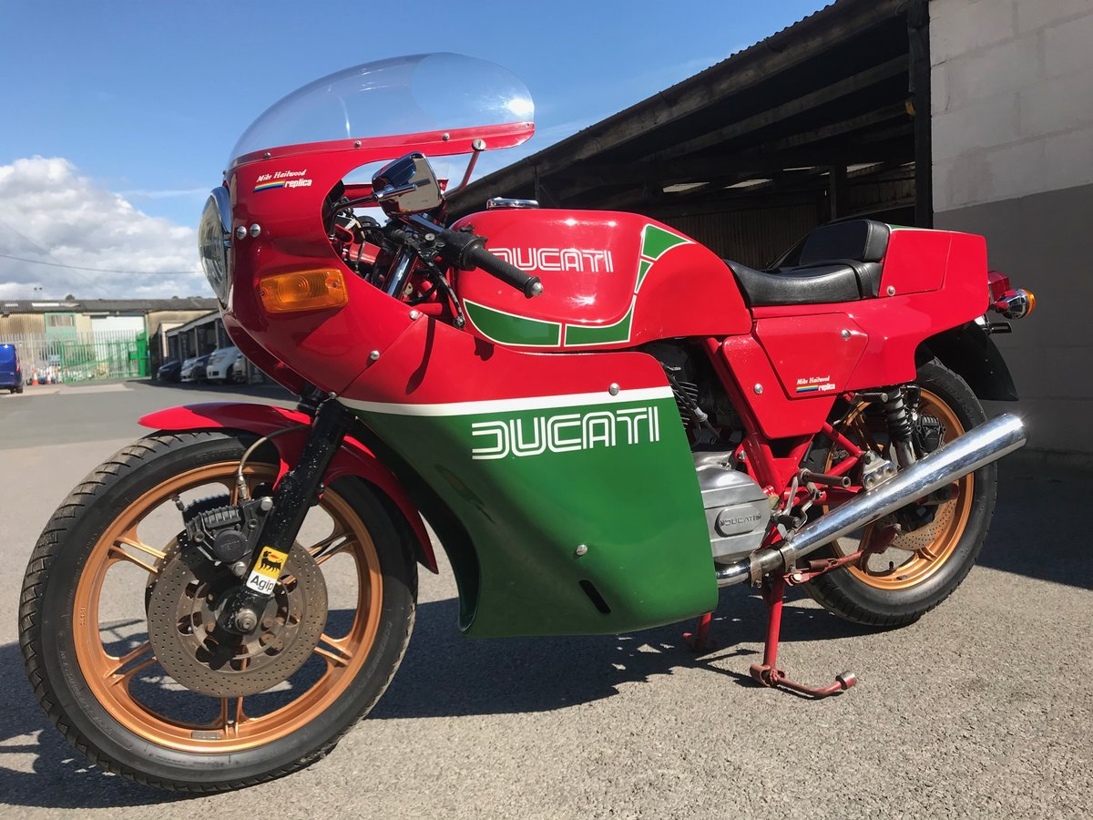 1982 Ducati MHR900 MKIII For Sale (picture 5 of 6)