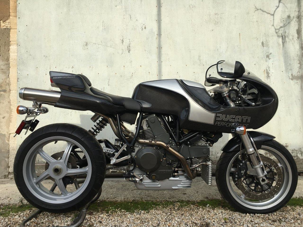 1999 Ducati 900 MHE prototype, chassis # 0001 ! For Sale (picture 3 of 6)