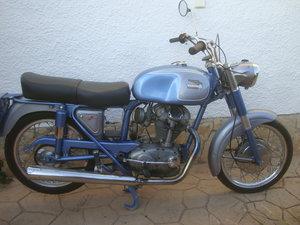 1963 Ducati 160 RESTORED