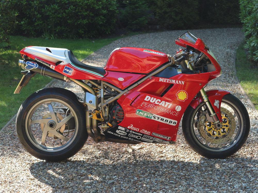 Ducati 996 Biposto 1999 For Sale (picture 1 of 6)