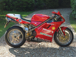 Picture of Ducati 996 Biposto 1999 For Sale