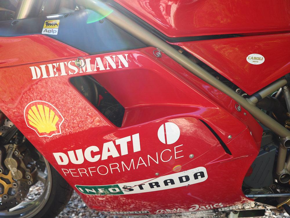 Ducati 996 Biposto 1999 For Sale (picture 3 of 6)
