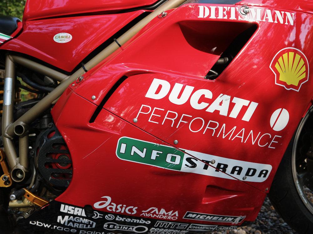 Ducati 996 Biposto 1999 For Sale (picture 4 of 6)